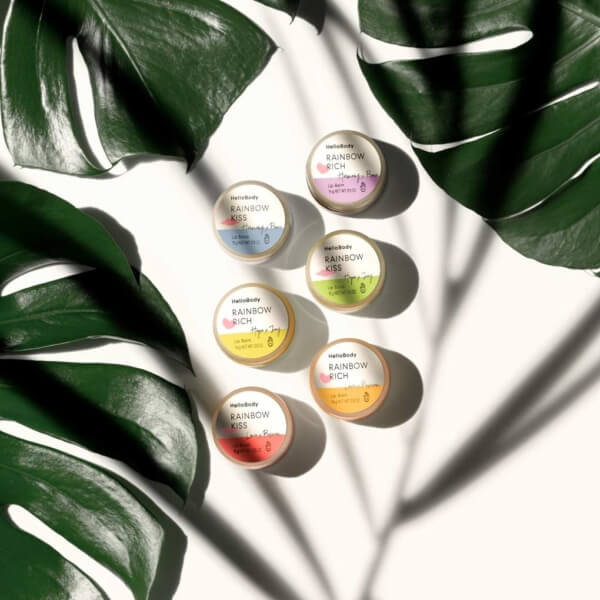 Rainbow Kiss Rich Harmony X Peace 3