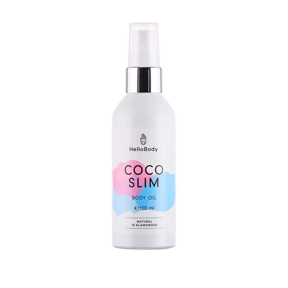 coco slim body oil - hellobody